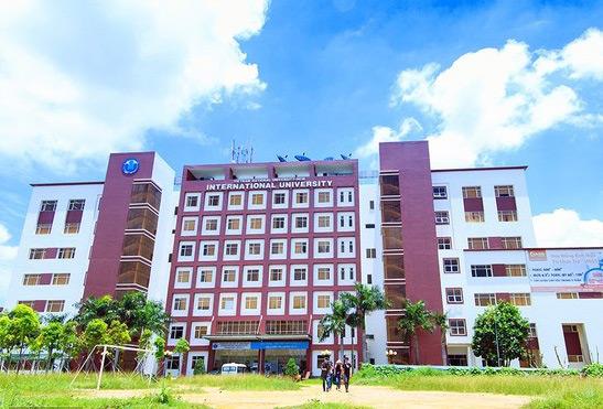 Trường Đại học Quốc Tế - Đại học Quốc Gia TPHCM - IU