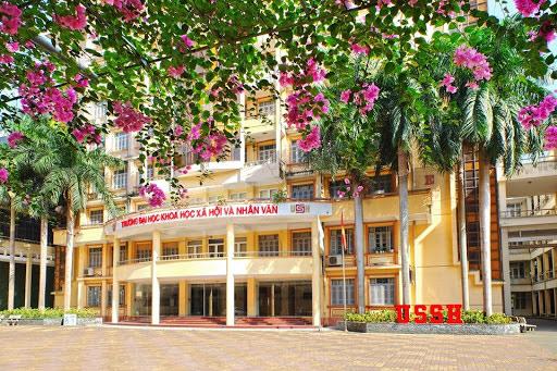 Trường Đại học Khoa học Xã hội và Nhân văn - Đại học Quốc gia TP.HCM - USSH