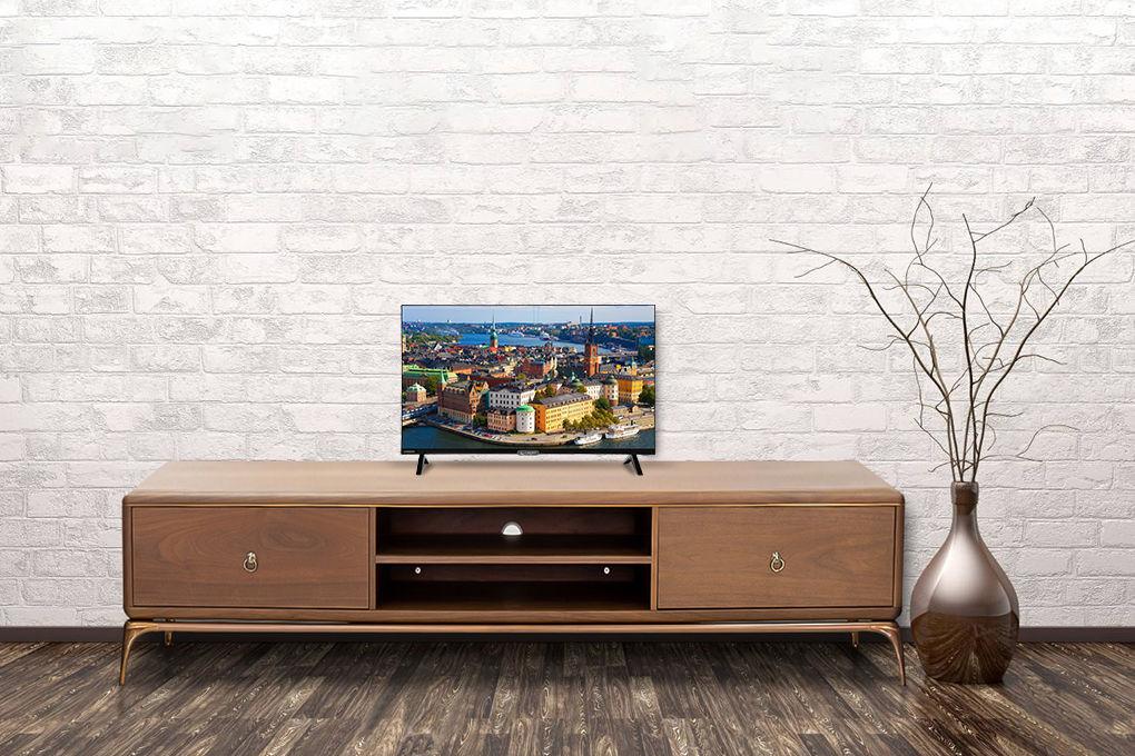 Tivi Casper 32 inches có thiết kế đẹp, phù hợp với không gian người Việt