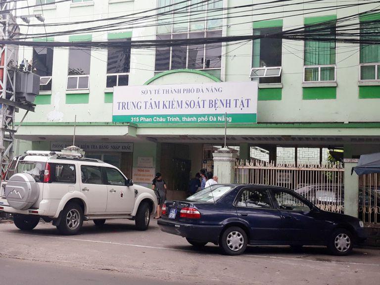 Liên hệ trung tâm kiểm soát bệnh dịch CDC Đà Nẵng