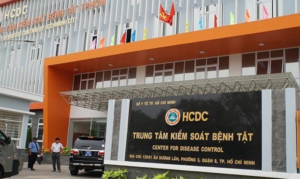 Trug tâm CDC TP Hồ Chí Minh (HCDC)