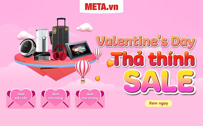 Valentine's Day - Thả thính sale