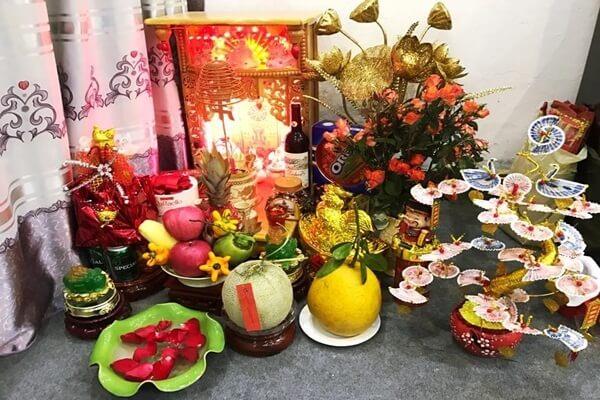 Thờ cúng Thần Tài là một tín ngưỡng đẹp của người Việt
