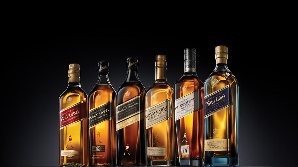 Rượu ngoại nhập khẩu Johnnie Walker