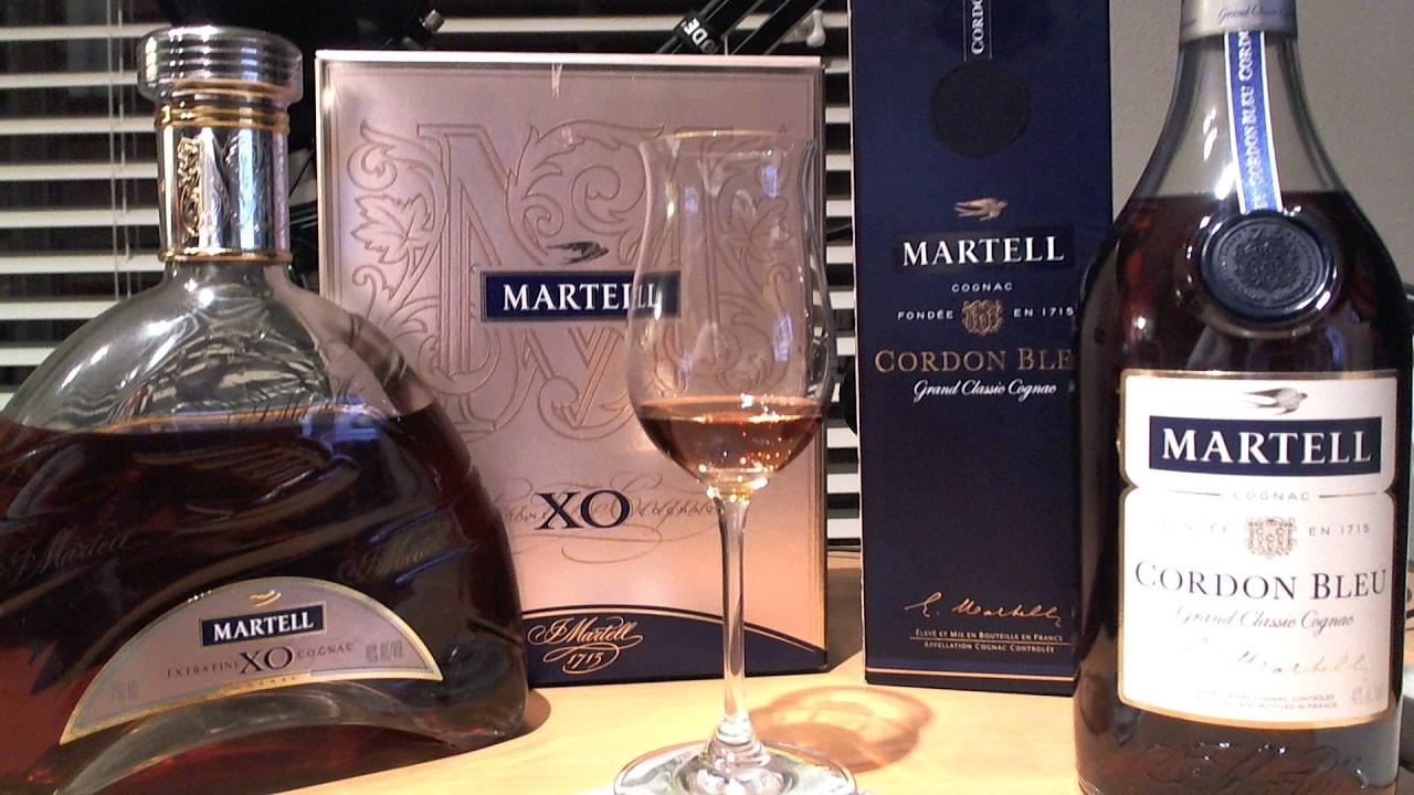 Rượu ngoại ngon Martell