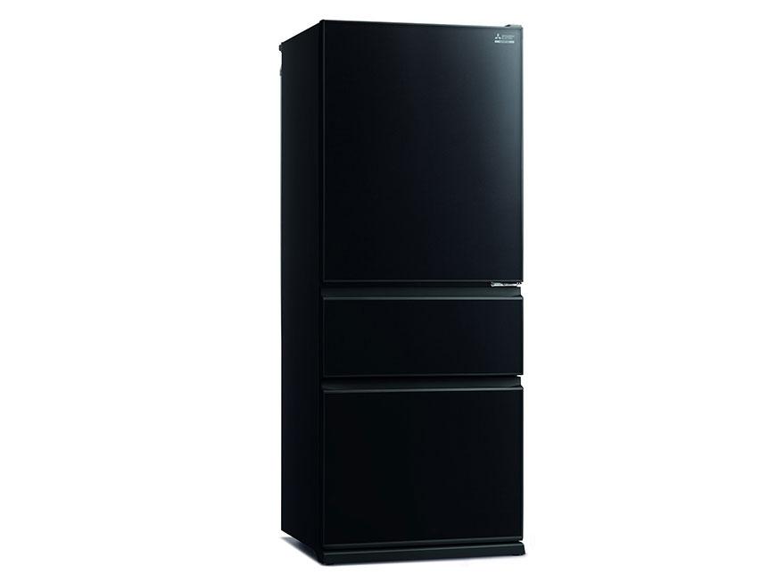 Tủ lạnh 3 cửa Mitsubishi Inverter 450 lít MR-CGX56EP-GBK-V