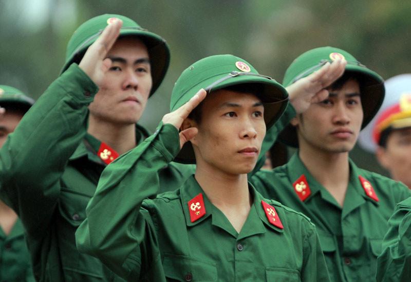 """Stt hay cho những """"tân chiến sĩ"""" nhập ngũ xa nhà"""