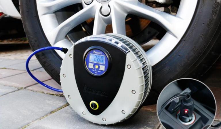Tìm hiểu cách sử dụng máy bơm điện ô tô