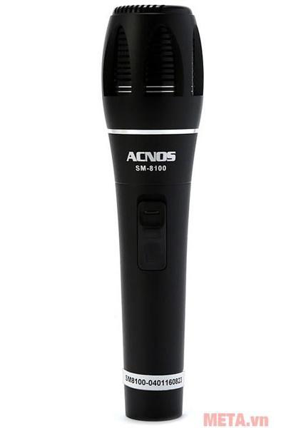 Micro có dây Acnos SM-8100