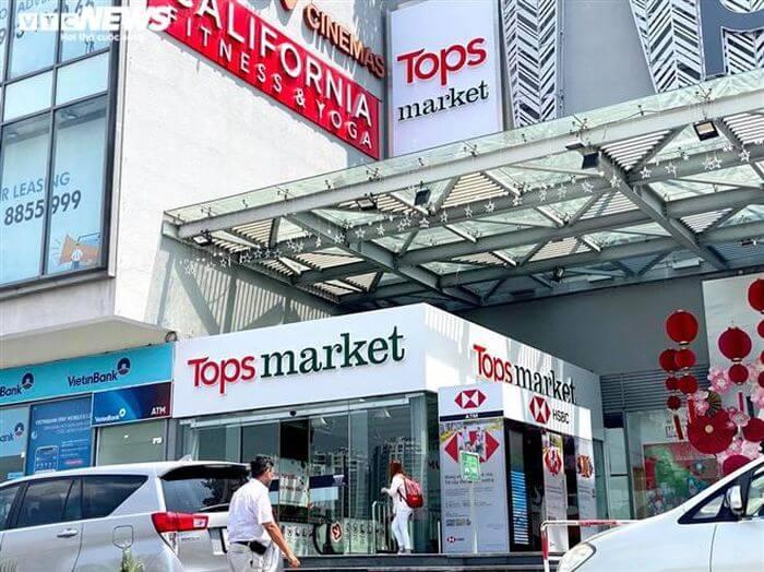 Siêu thị Big C đổi tên thành Tops Market