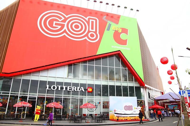 Big C đổi tên thành Go!