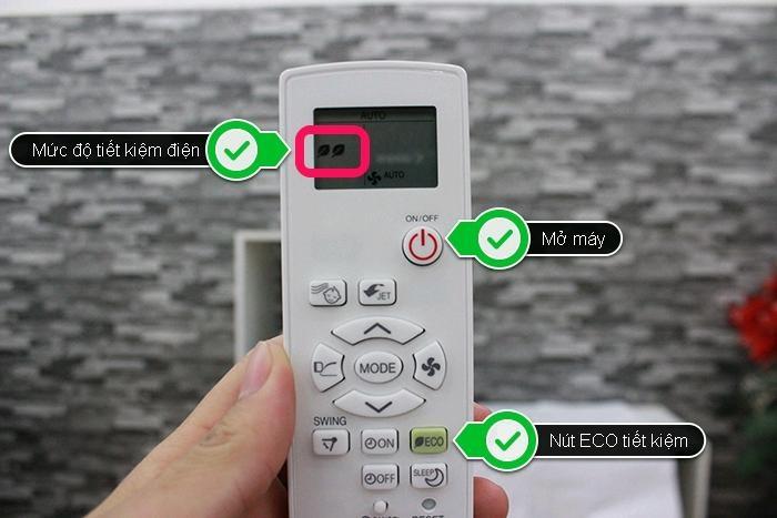 Cách sử dụng remote máy lạnh Sharp