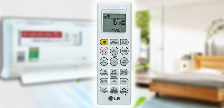 Hướng dẫn cách check mã lỗi điều hòa, máy lạnh LG