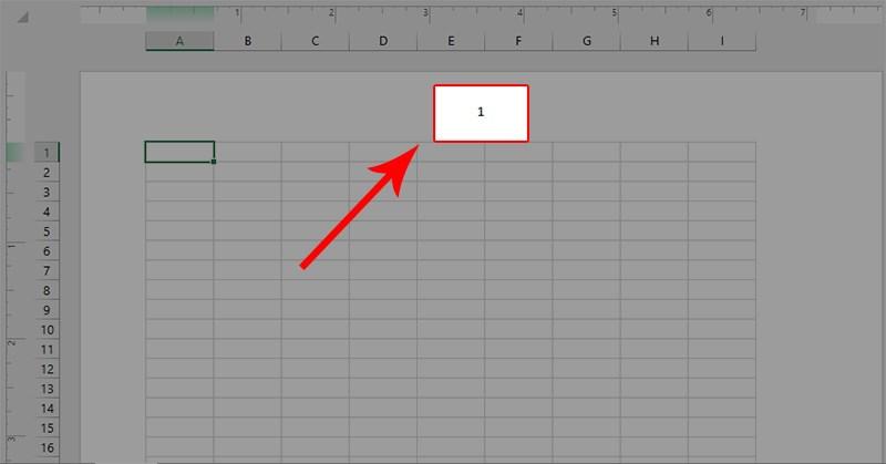 Cách đánh số trang Excel tùy theo mong muốn