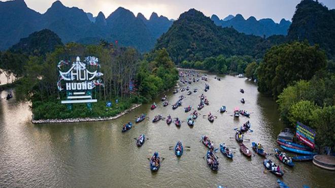 Nguồn gốc và ý nghĩa của lễ hội chùa Hương
