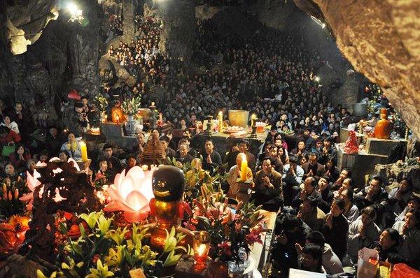 Lễ hội chùa Hương bắt đầu khi nào? Kéo dài bao lâu?