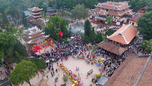 Lễ hội chùa Hương ở đâu?