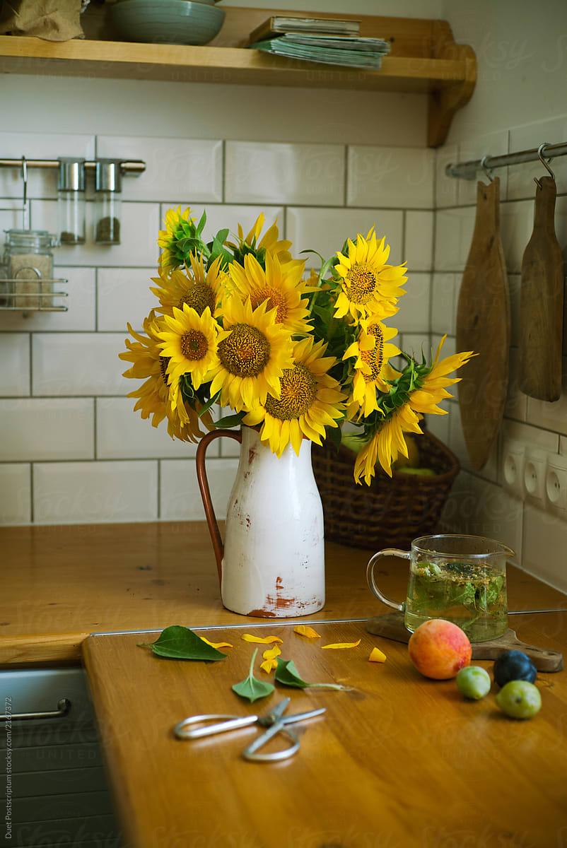 Ý nghĩa của hoa hướng dương 10 bông