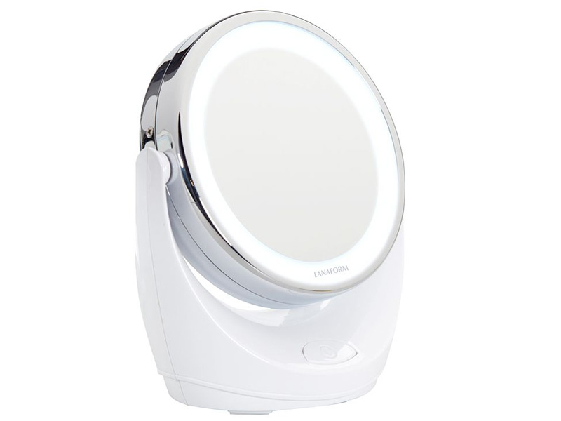 Gương trang điểm Lanaform Led Mirror X10 LA131004