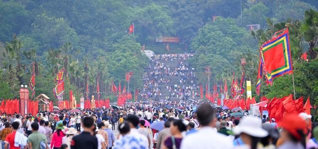 Hình ảnh về ngày Giỗ tổ Hùng Vương