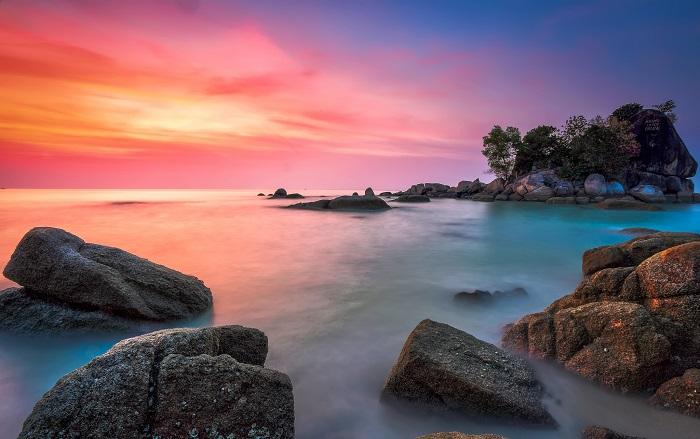 Những bài thơ ngắn hay về biển xanh được yêu thích nhất