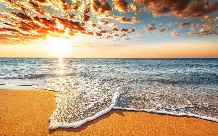 Thơ hay về biển và tình yêu