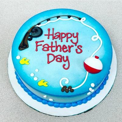 Những mẫu bánh kem Ngày của Cha đẹp nhất tặng bố, tặng ba