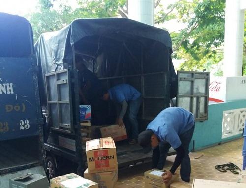Top dịch vụ xe tải vận chuyển nhà trọn gói giá rẻ tại Đà Nẵng uy tín