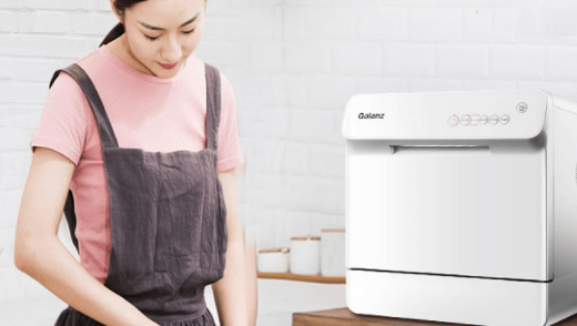 Tìm hiểu máy rửa bát Galanz có tốt không