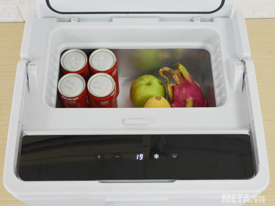 Tủ lạnh mini Alpicool C10 10 lít