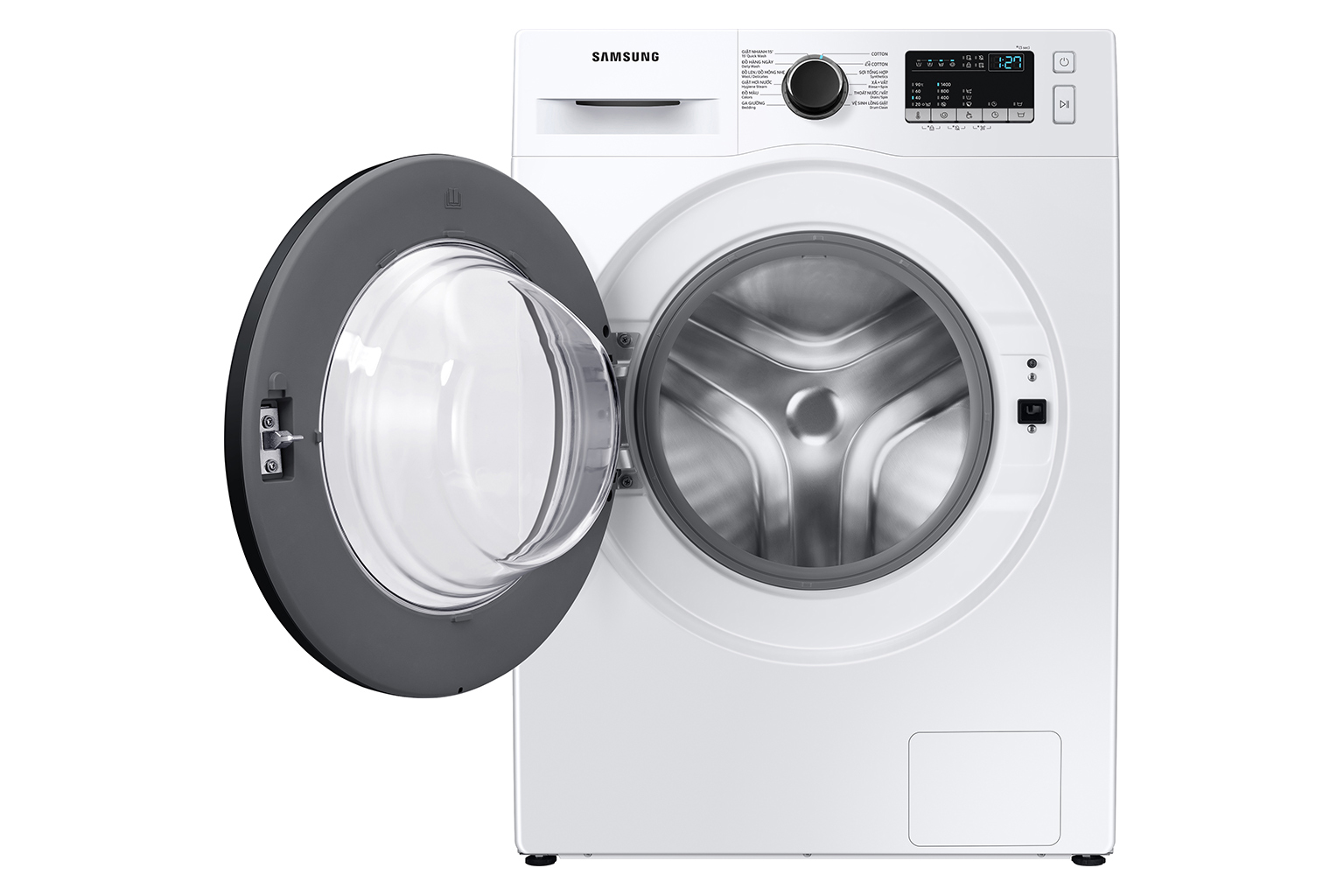 Máy giặt lồng ngang Samsung Inverter 8.5kg WW85T4040CE/SV (New 2021)