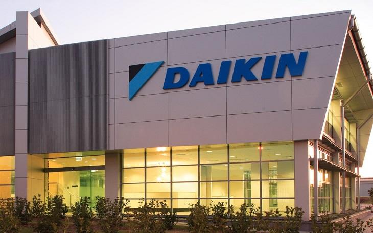 Điều hòa Daikin của nước nào?