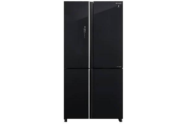 Tủ lạnh Sharp Inverter 520 Lít 4 cửa SJ-FXP600VG-BK