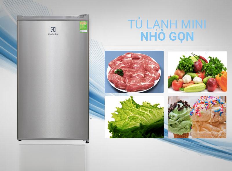 Review tủ lạnh mini Electrolux có tốt không?