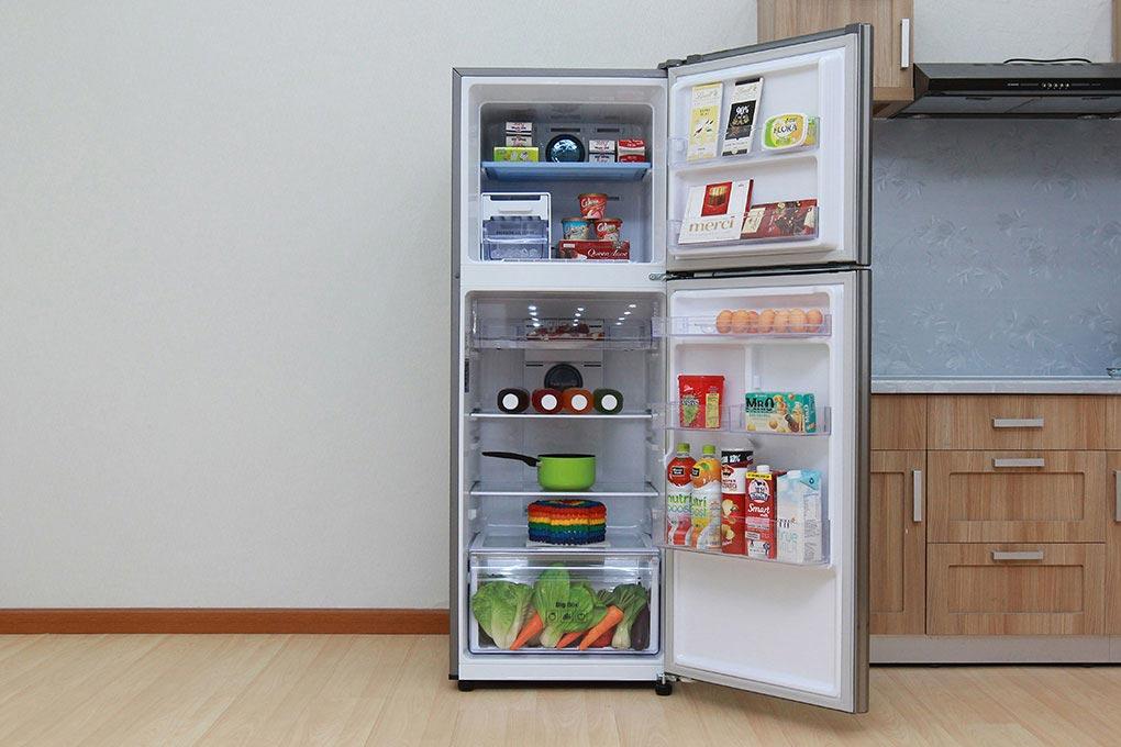 Tìm hiểu tủ lạnh 2 cánh loại nào tốt nhất