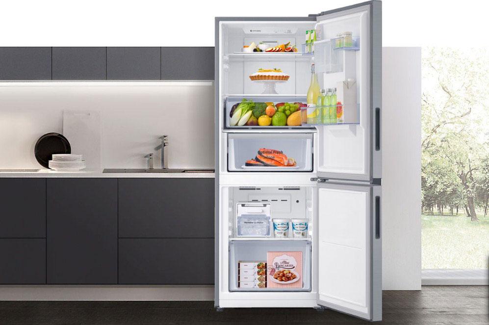 Tìm hiểu về tủ lạnh Samsung 2 cánh