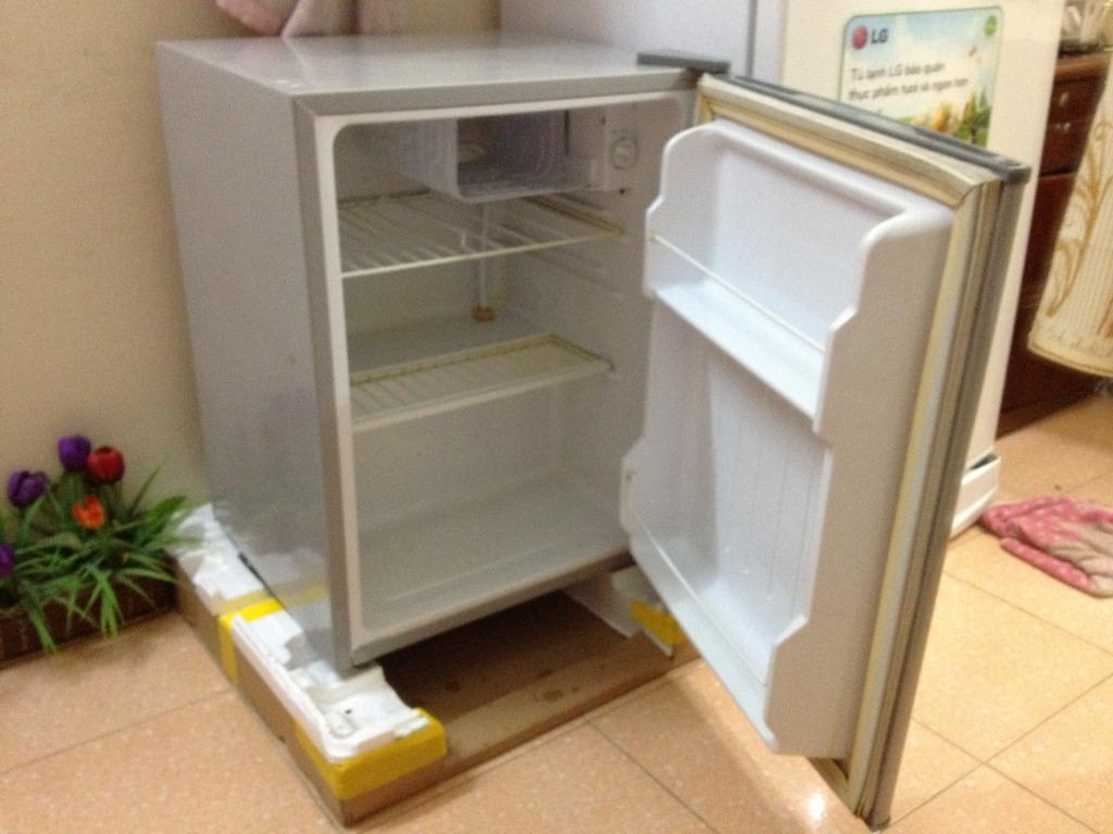Tủ lạnh mini cũ đã qua sử dụng có tốt không?