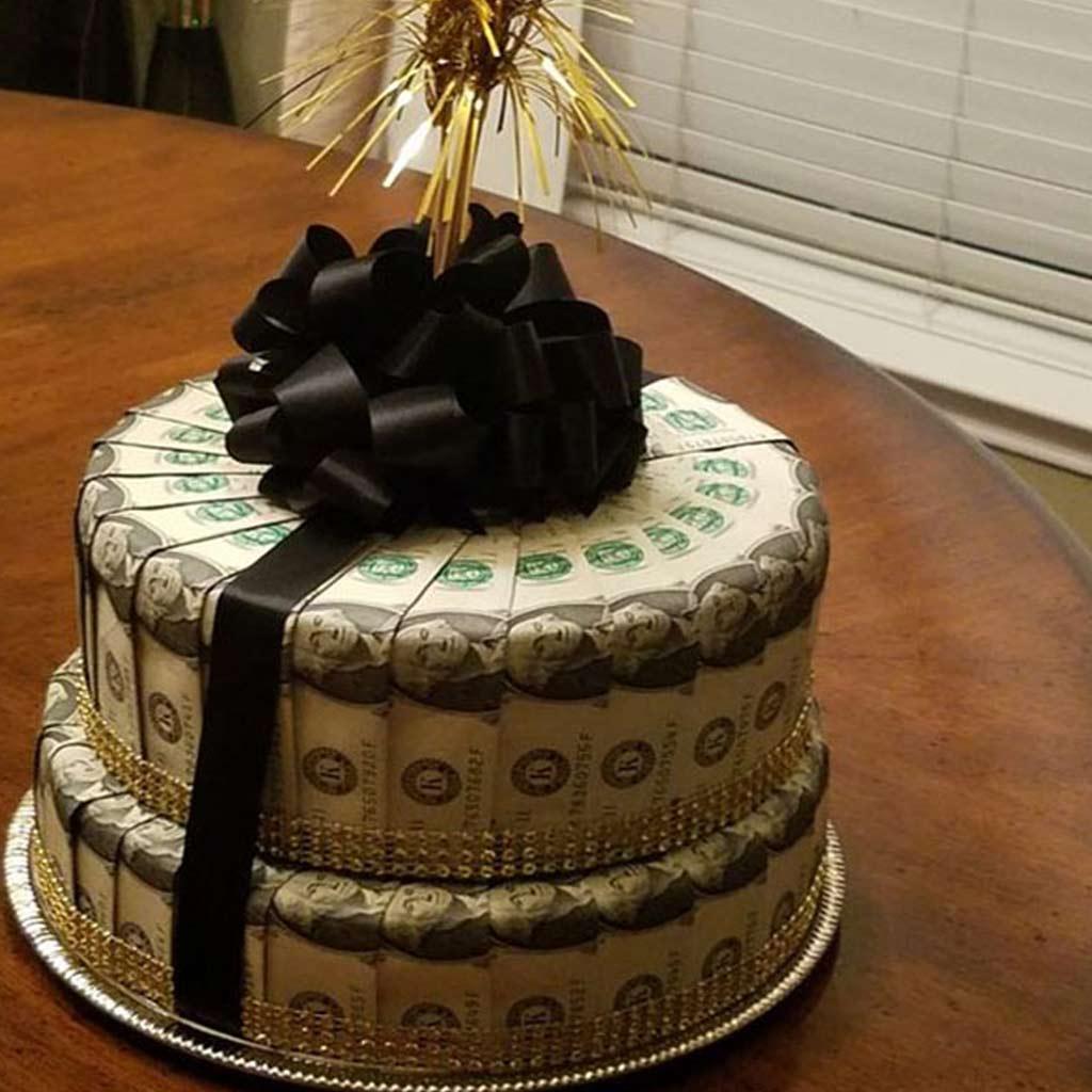 Hình ảnh bánh sinh nhật hài hước