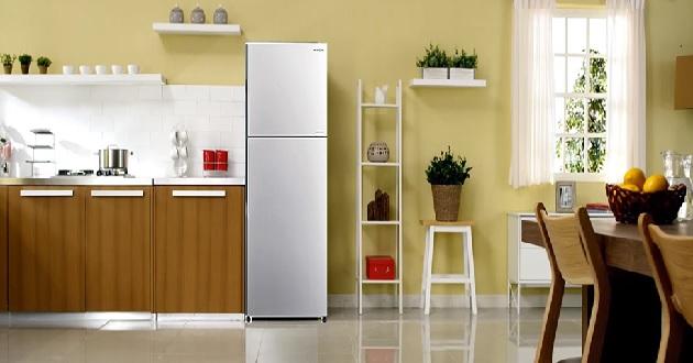 Các mẫu tủ lạnh 2 cánh đẹp