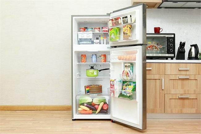 Tìm hiểu kích thước của tủ lạnh 2 cánh