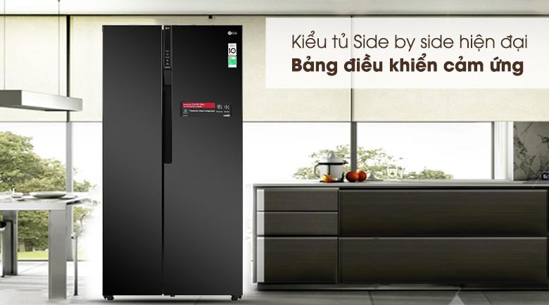 Tủ lạnh LG 2 cánh giá bao nhiêu?