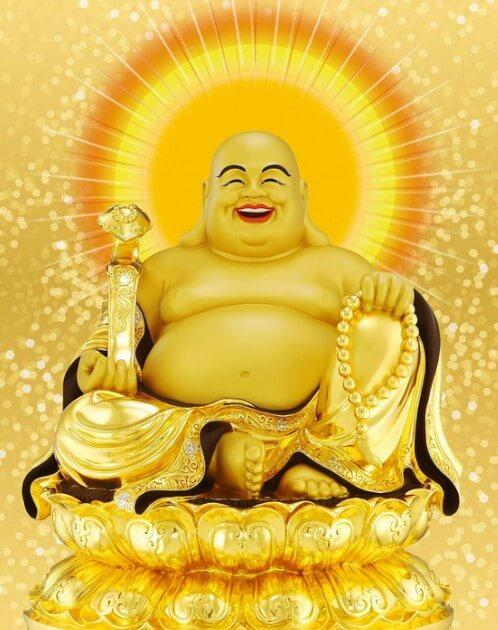Hình nền Phật Di Lặc đẹp cho iPhone, Android
