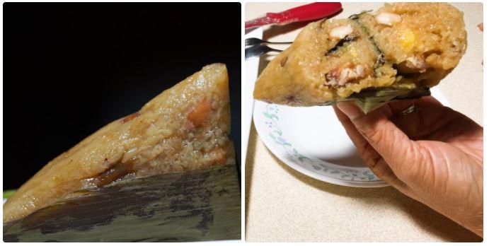Cách làm bánh ú trạng thuyền rồng