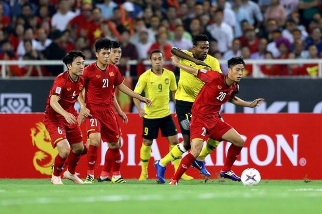 Trận Việt Nam - Malaysia vòng loại thứ 2 World Cup 2022 diễn ra vào ngày 11/6