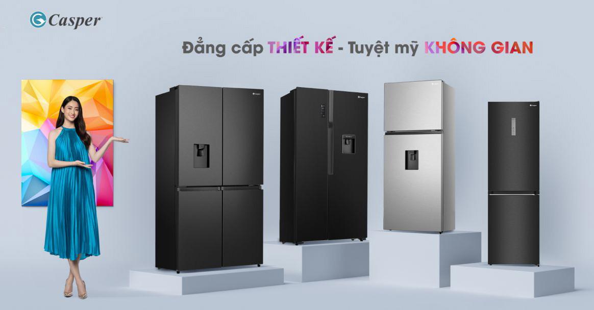 Tìm hiểu tủ lạnh Casper có tốt không