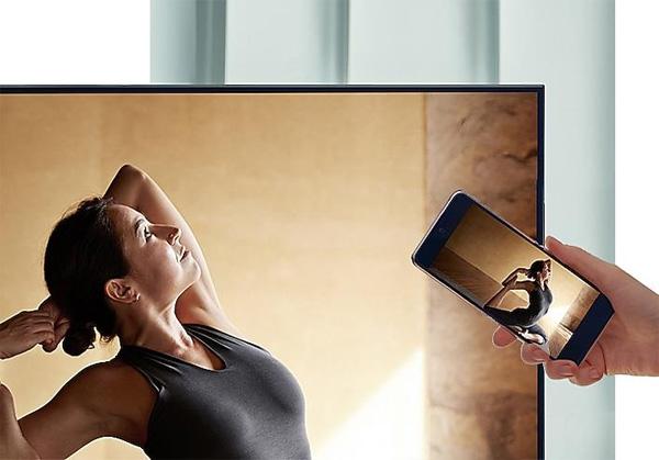 Tính năng Tap View giúp bạn kết nối TV Samsung Neo QLED với điện thoại nhanh hơn