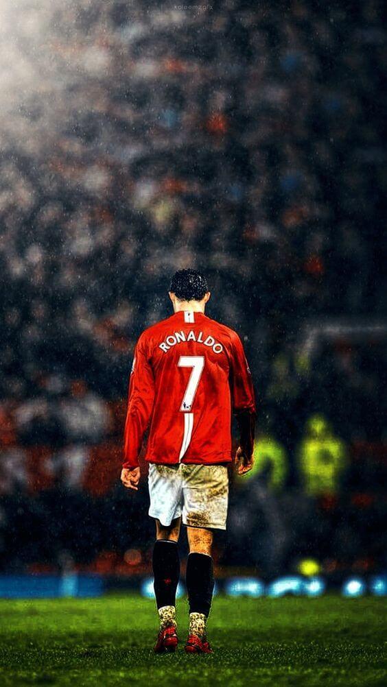 Hình nền bóng đá Ronaldo