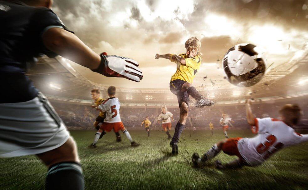 Hình nền bóng đá đẹp cho máy tính