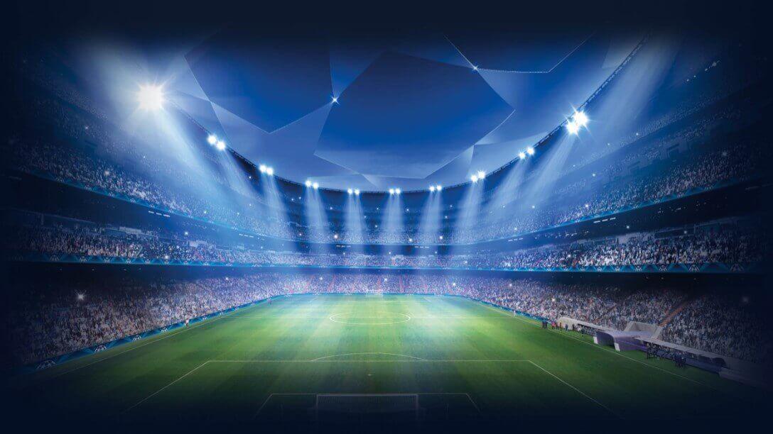Hình nền bóng đá 3D