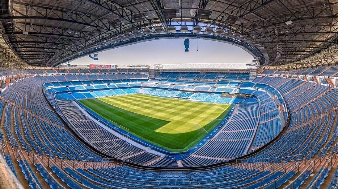 Hình nền sân bóng đá cho máy tính